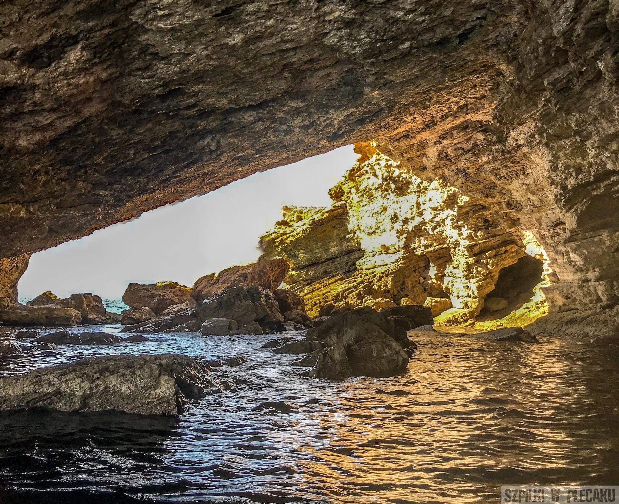 jaskinia na Malcie