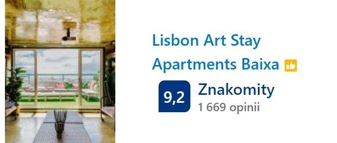 Lisbon art stay