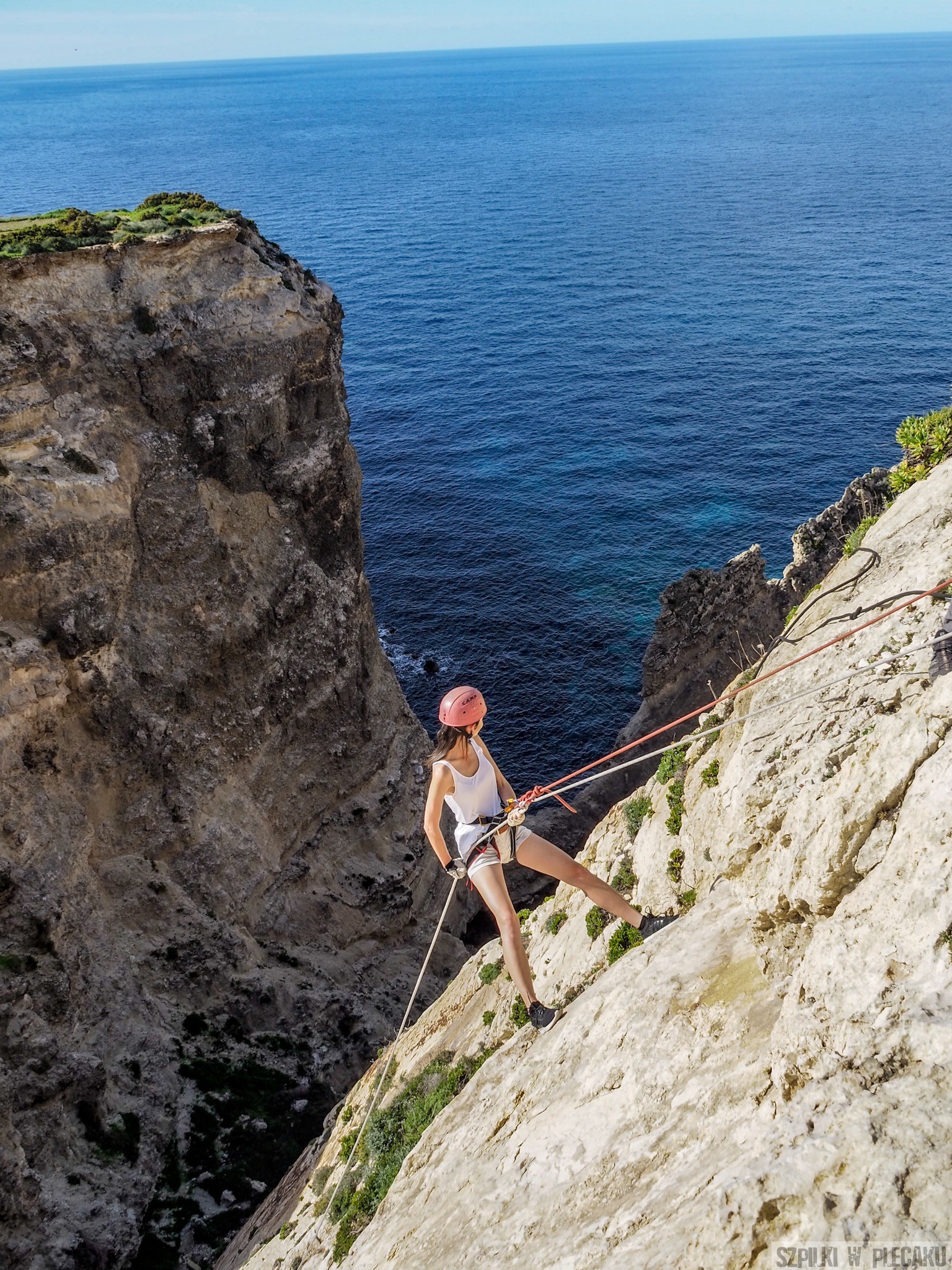 Malta wspinaczka