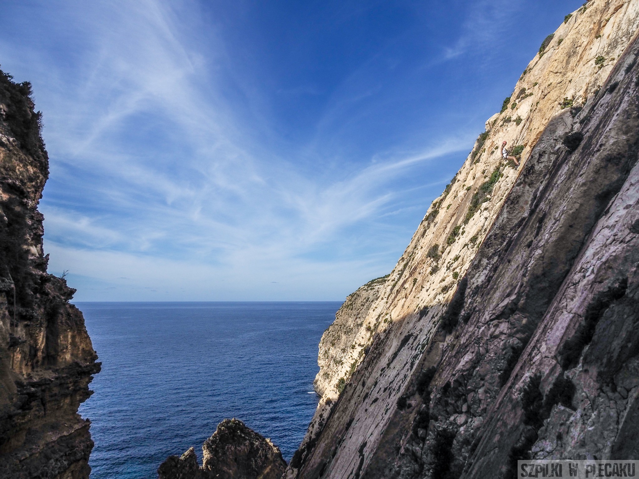Xaqqa cliffs