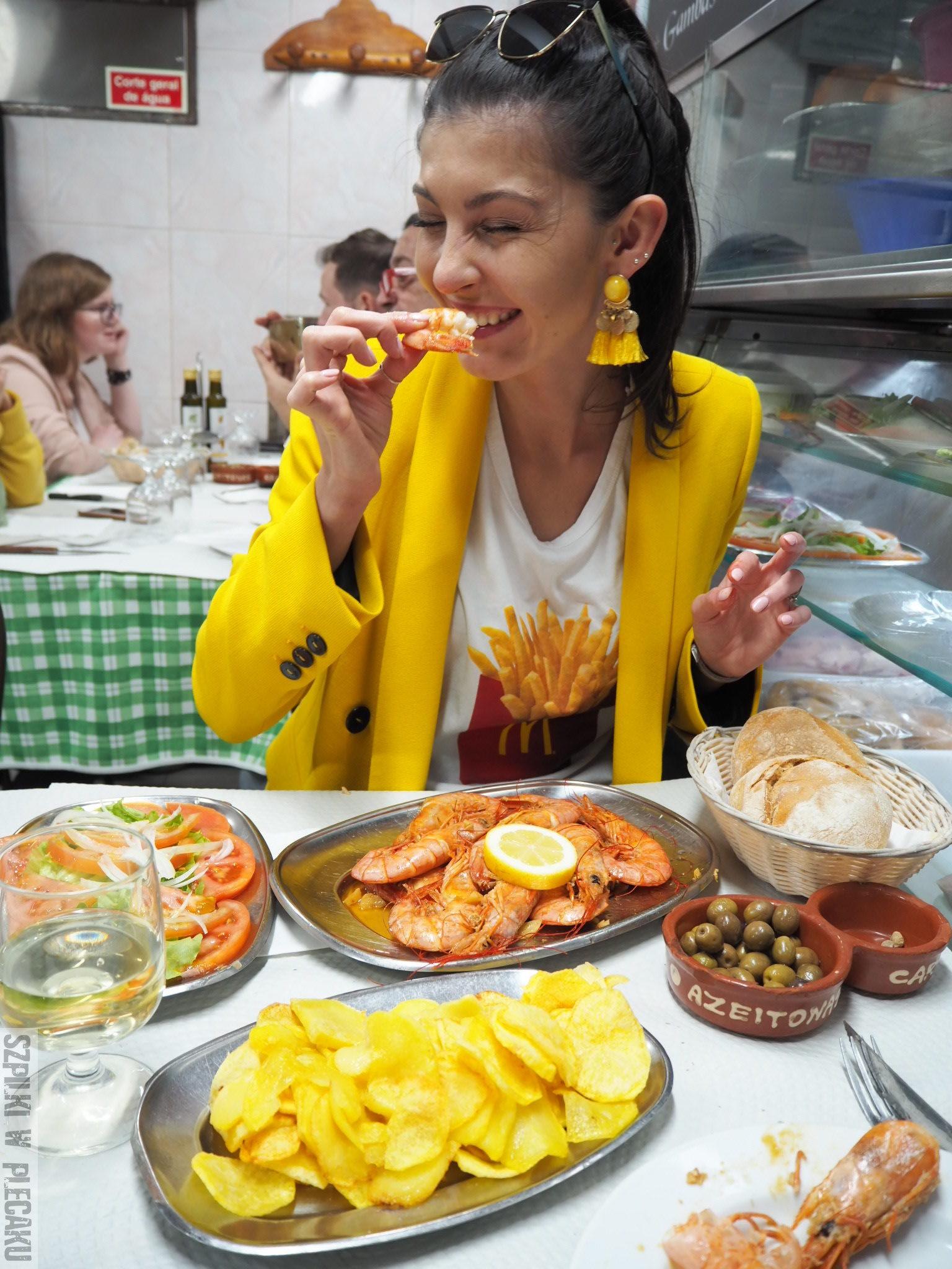 Gdzie i co zjeść w Lizbonie?