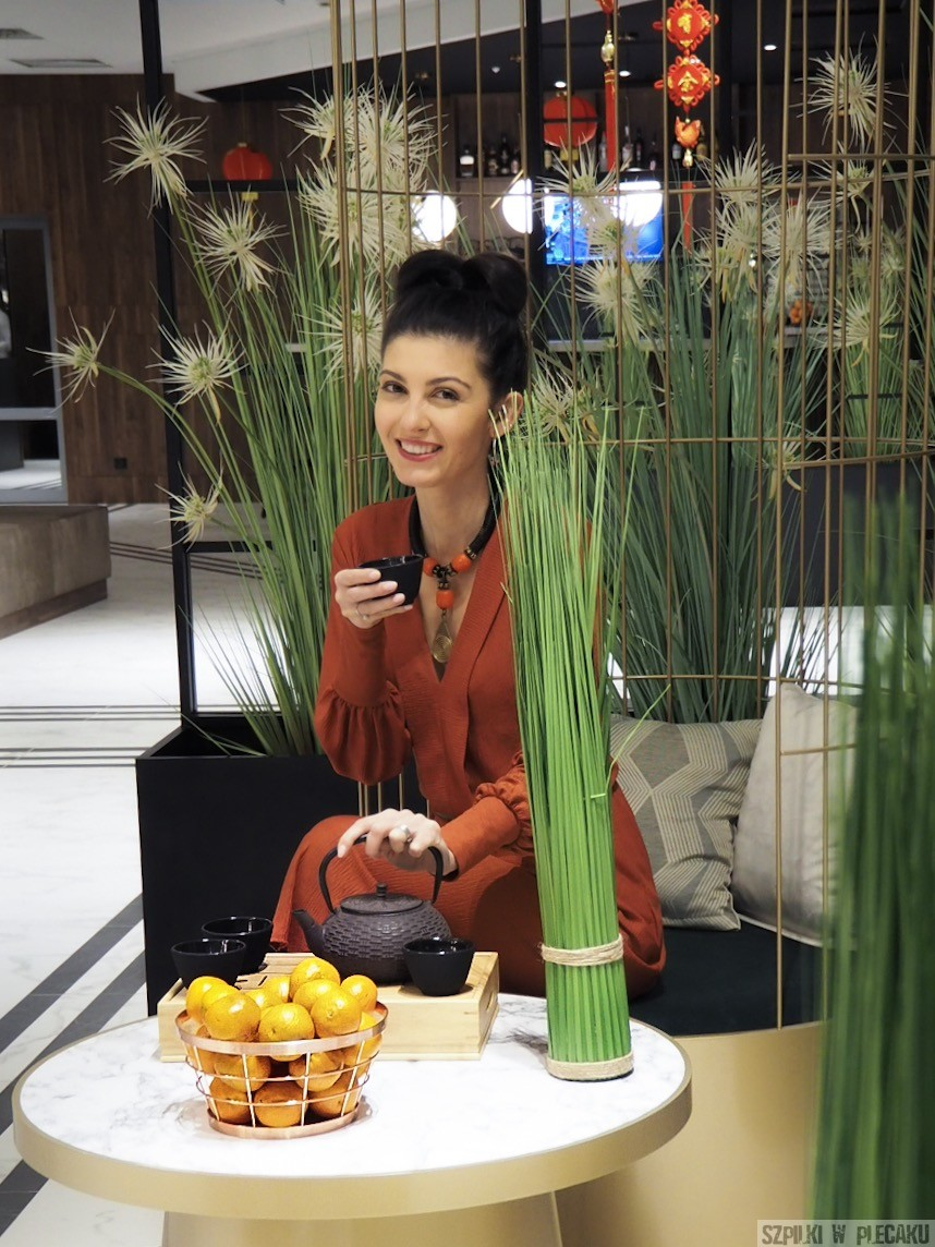 lobby Metropolo by Golden Tulip - Kraków
