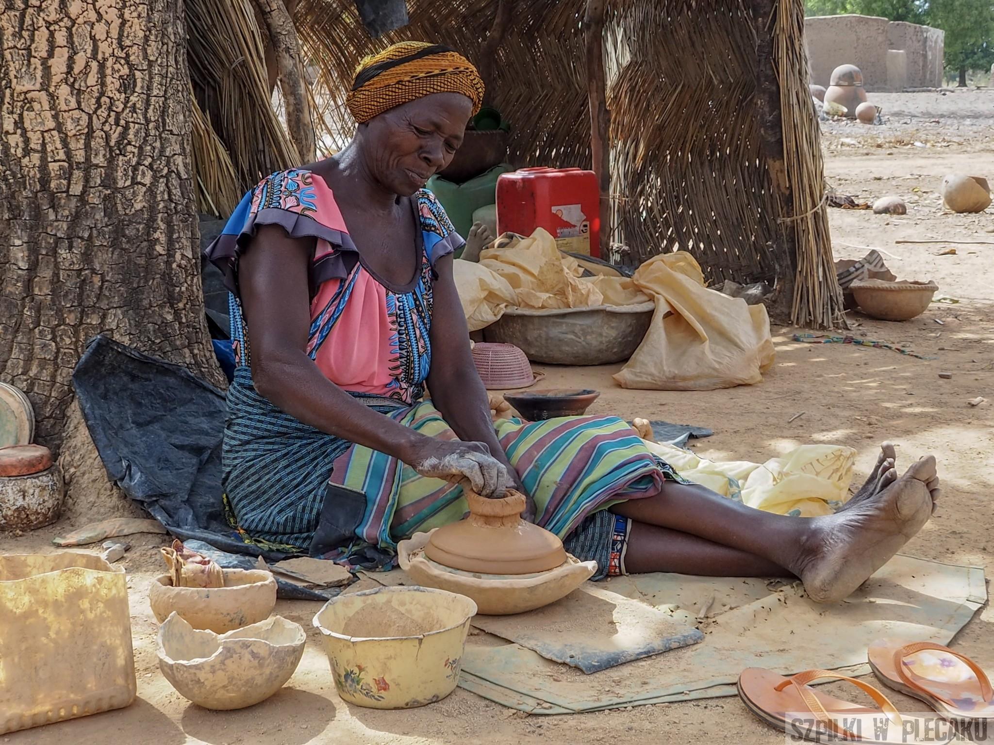 Pottery Burkina Faso