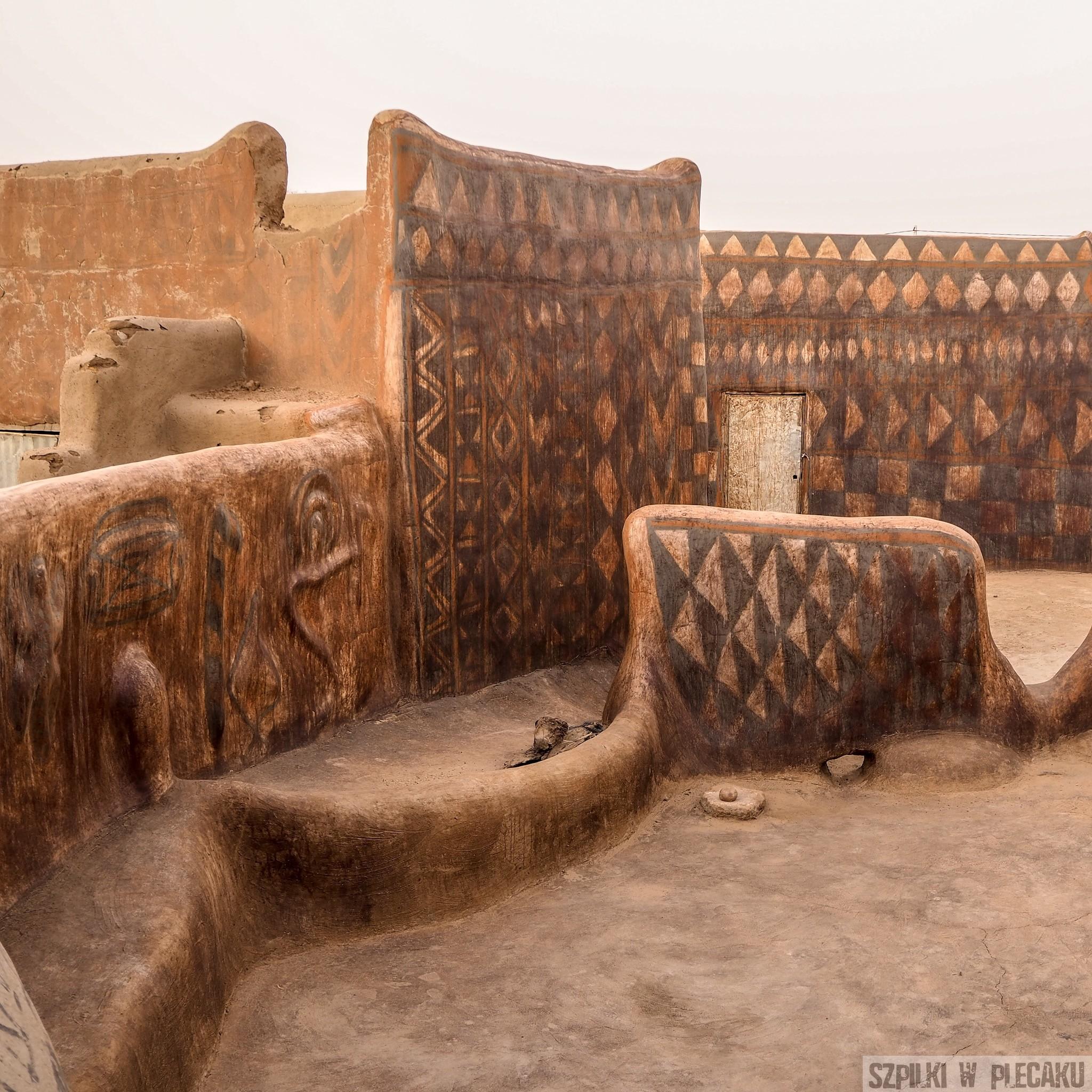 Tiebele - Kassena - Burkina Faso
