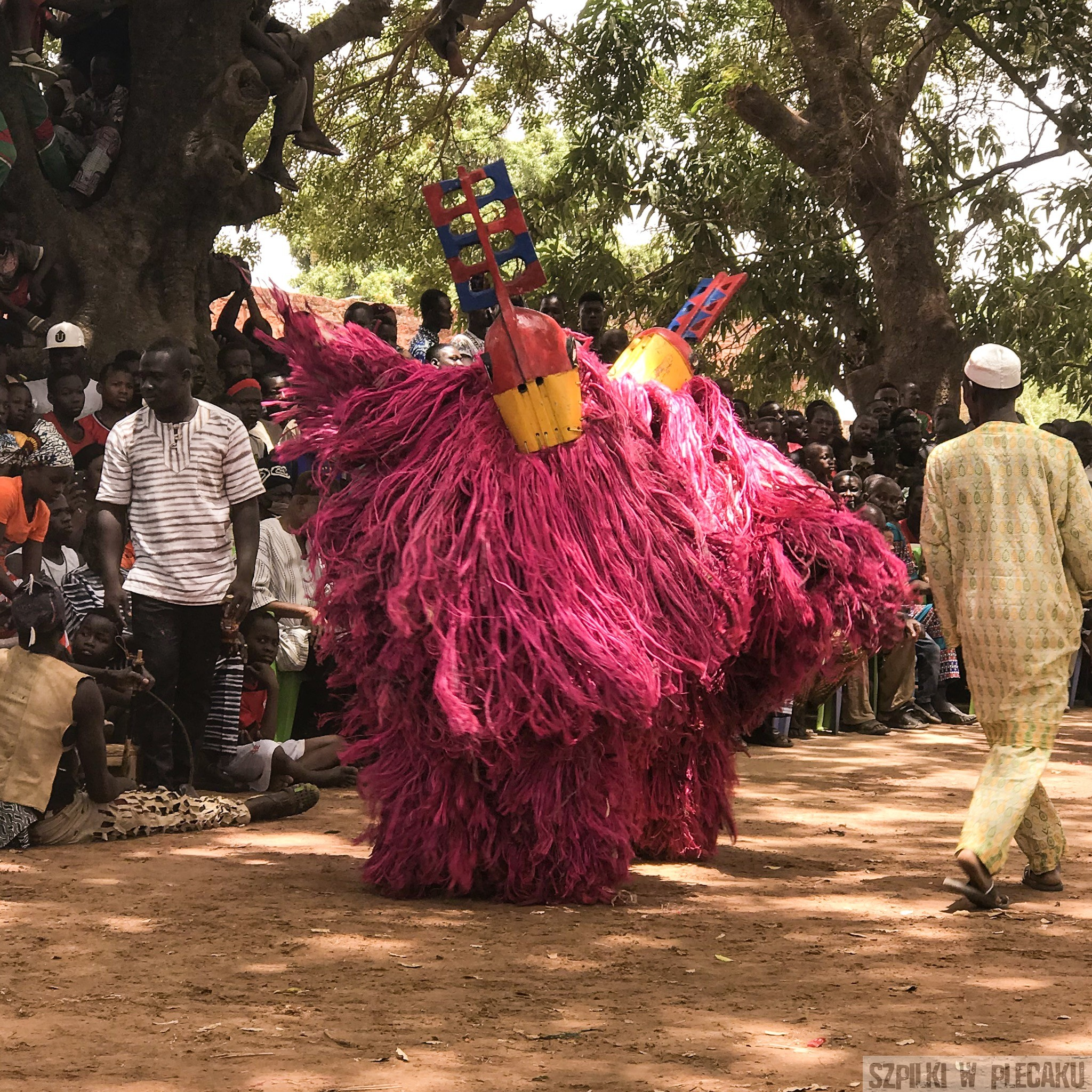 mascarade - Dogona - Burkina Faso