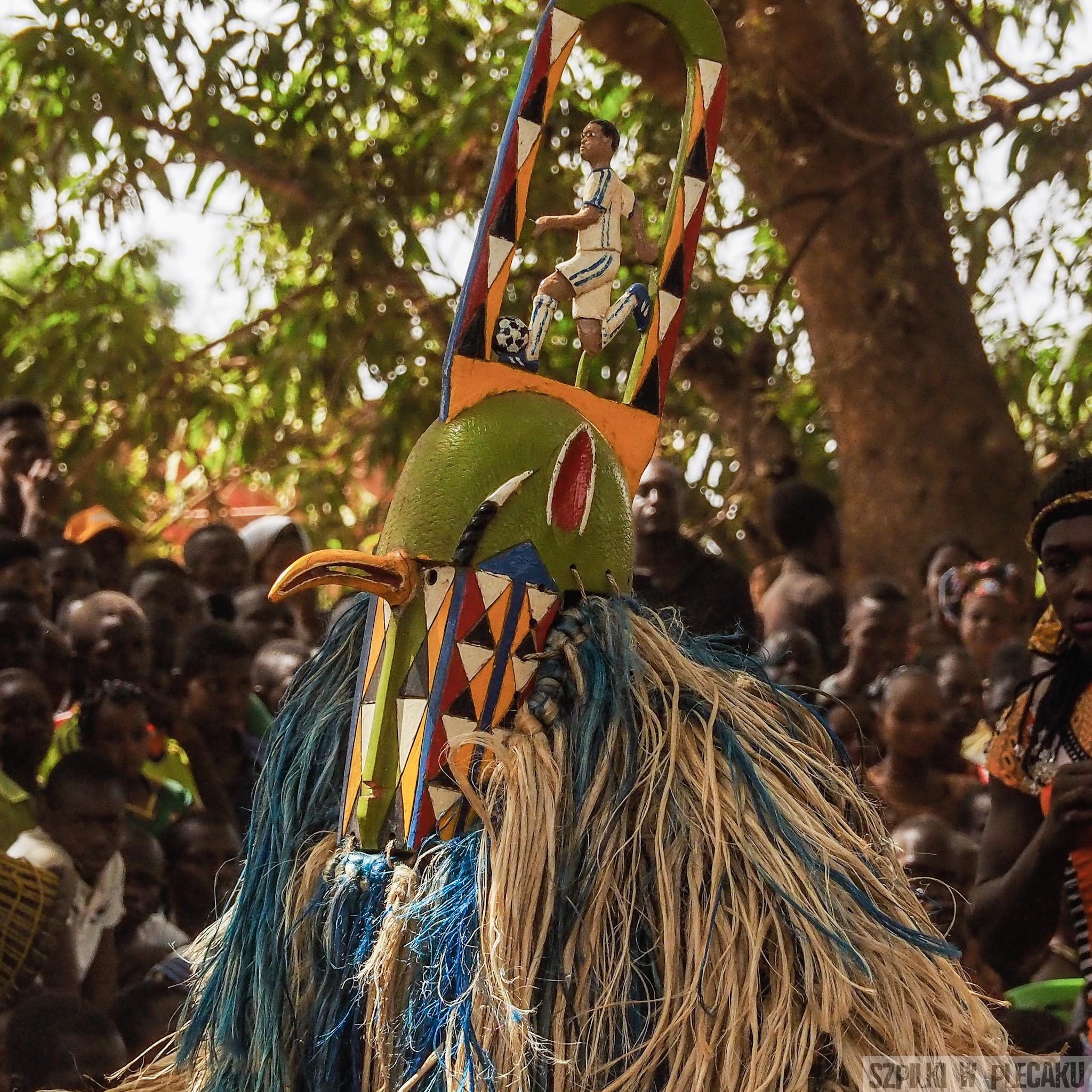 maskarade festival Murkina Faso 1