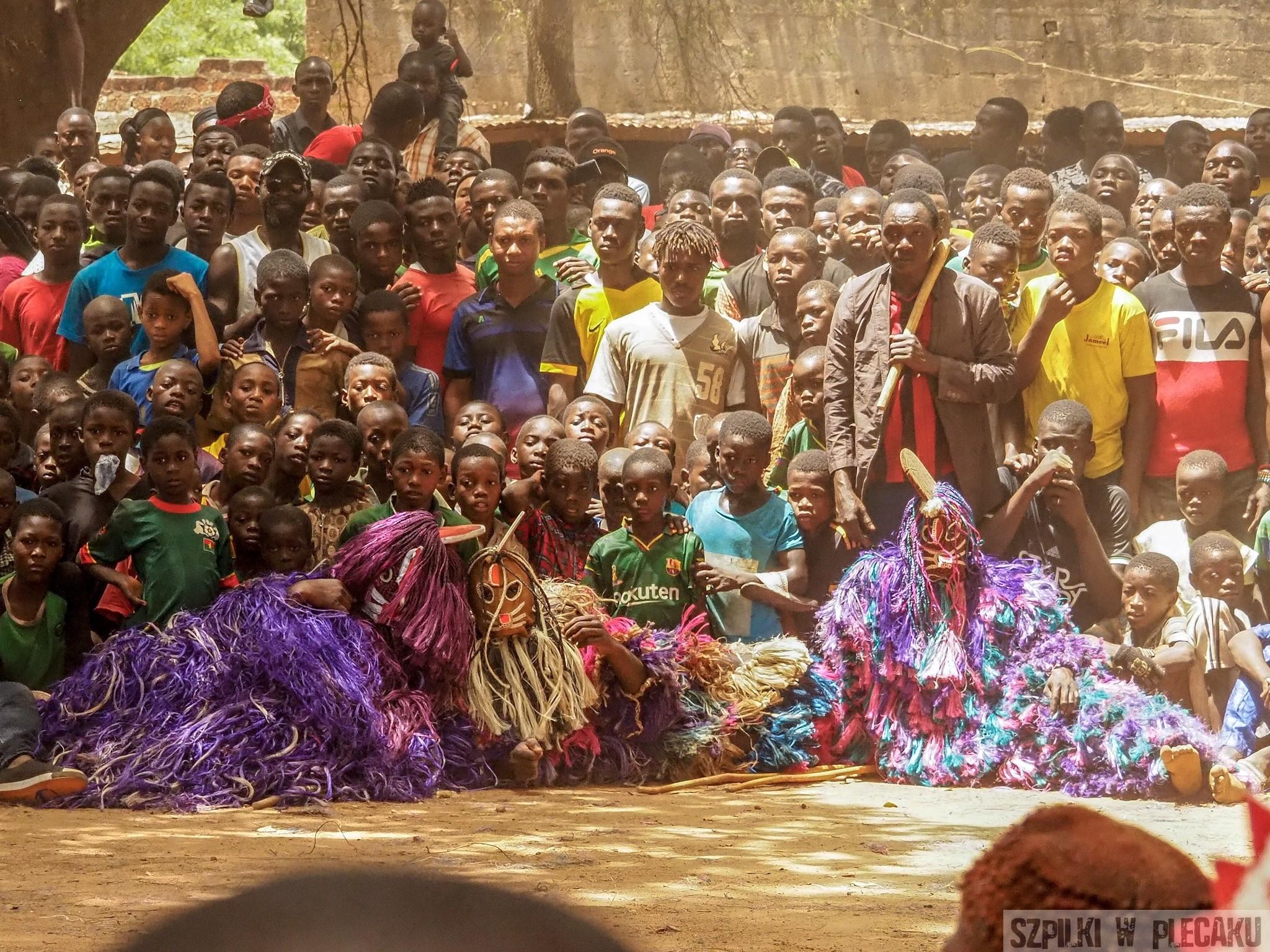 maskarade festival Murkina Faso