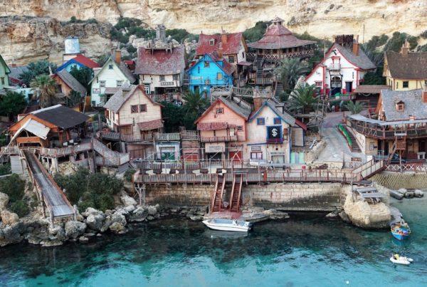 Popeye - wioska Malta