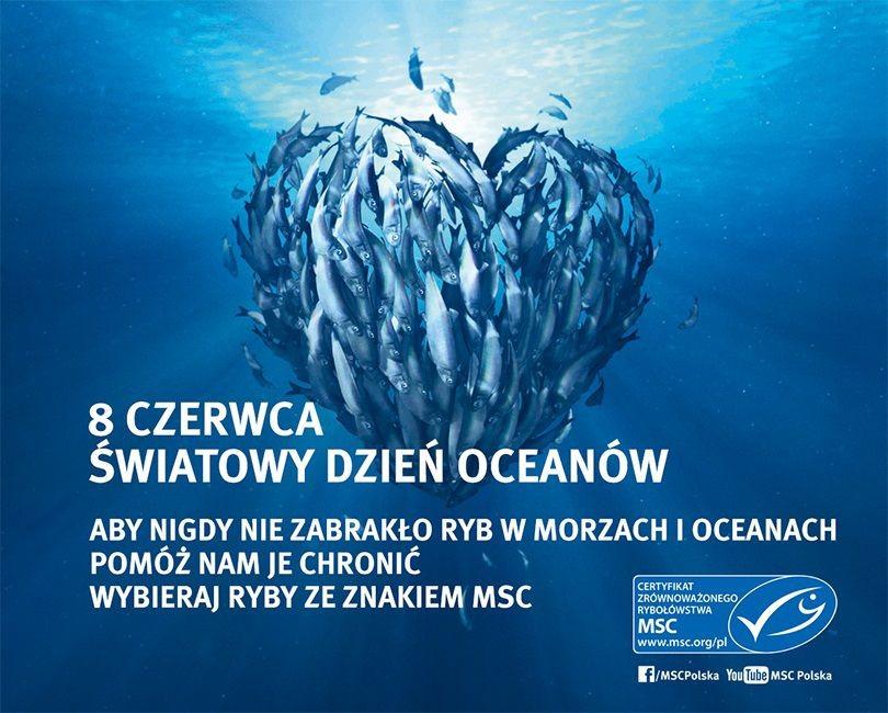 MSC - Światowy Dzień Oceanów