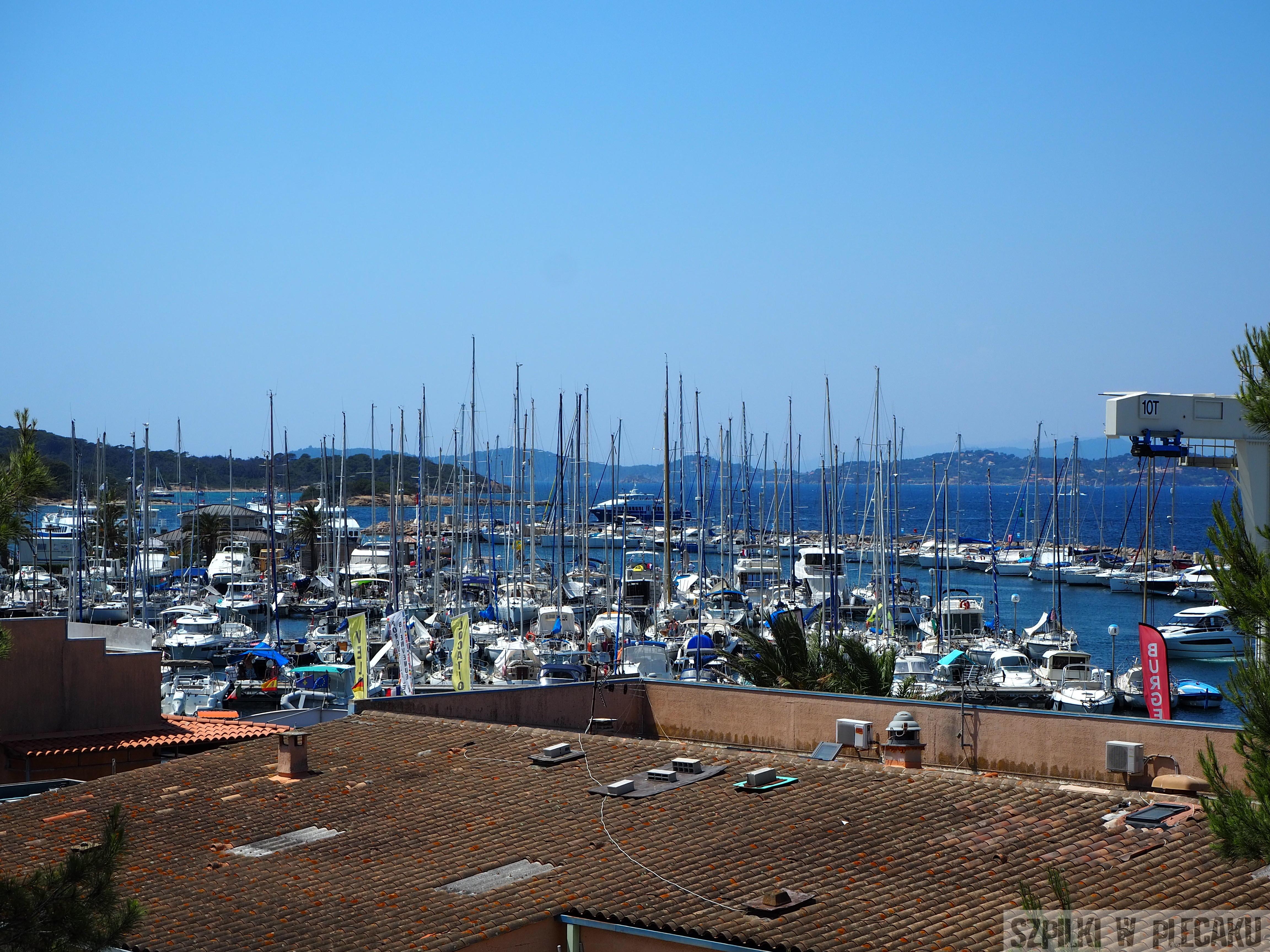 port Porquerolles