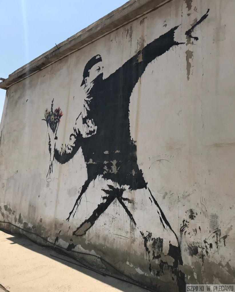 Banksy - Palestyna 1
