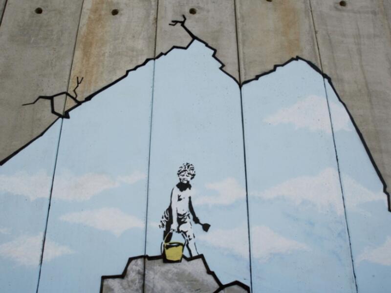 Banksy Palestyna