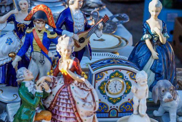 porcelana - bazar na Kole