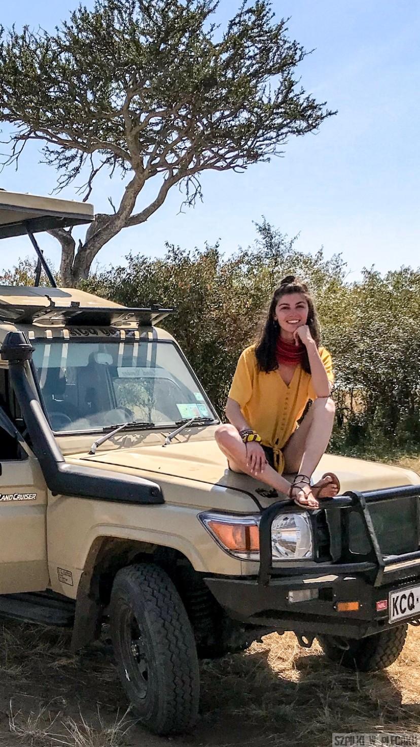 safari w afryce - Kenia - Szpilki w plecaku