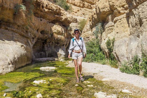 Wadi Ein Gedi