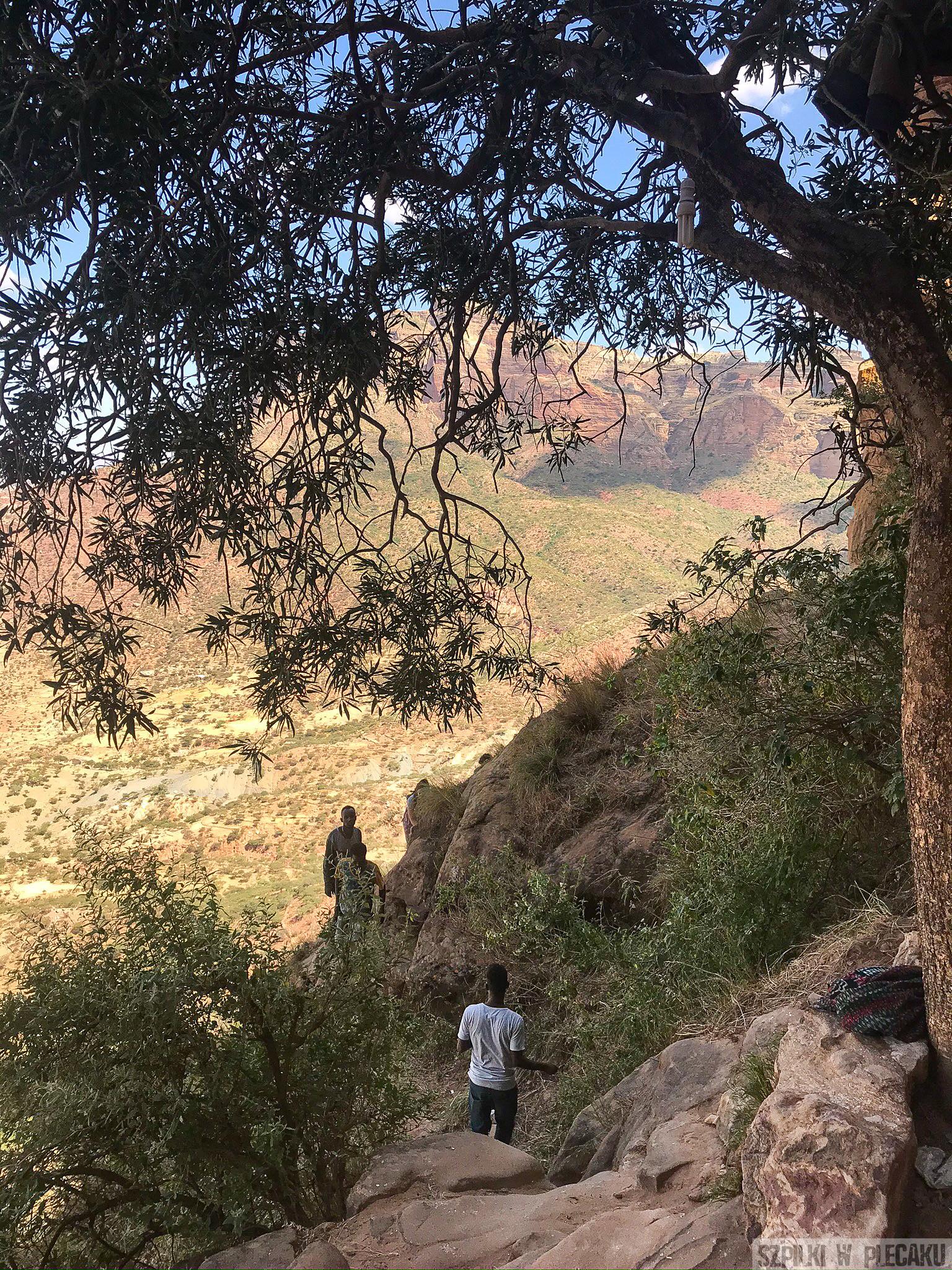 Abuna Yamata trail