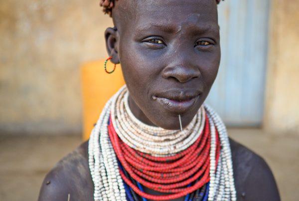 Karo Women - Szpilki w Plecaku - Ethiopia