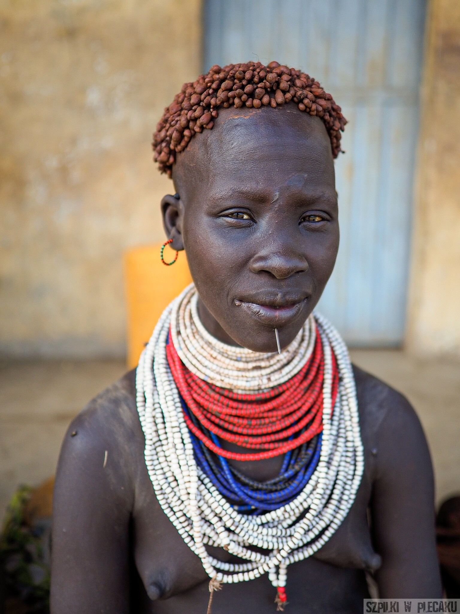 Plemiona Doliny Omo – Etiopia