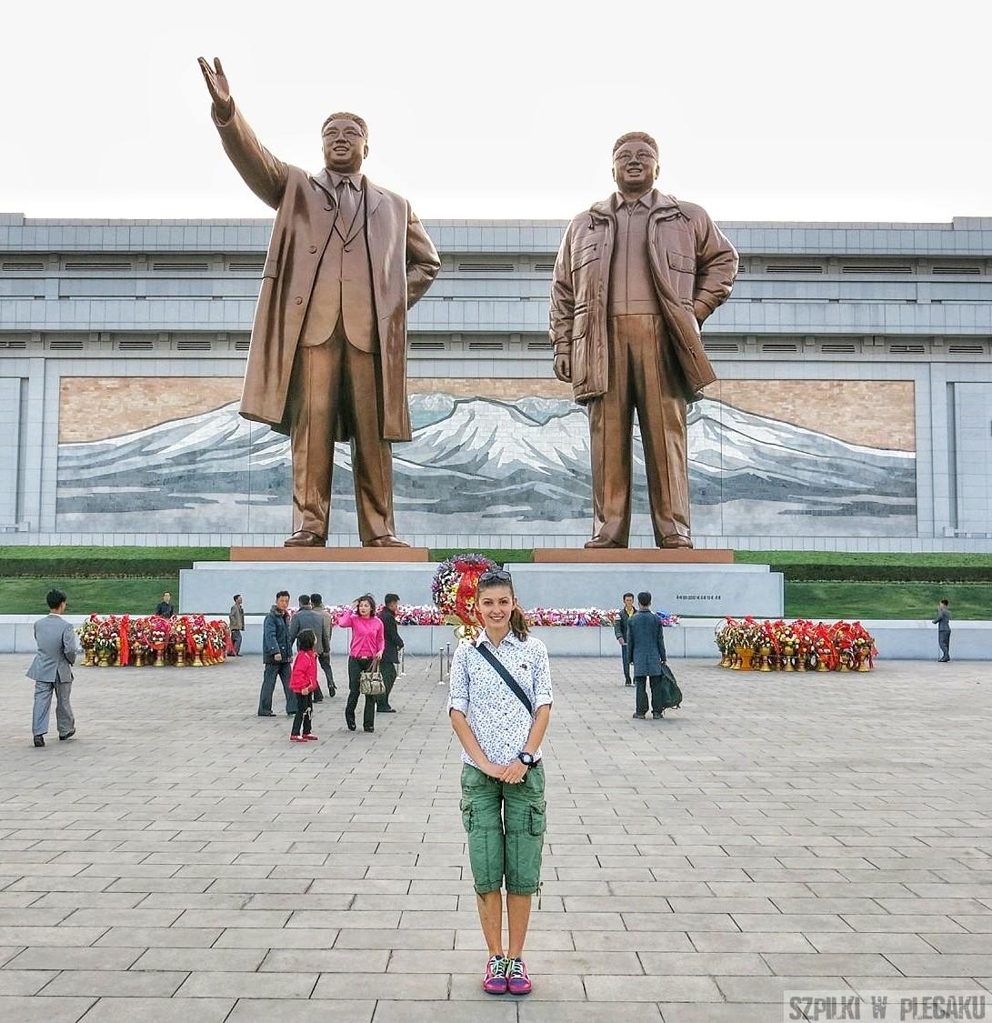 Korea Północna - Szpilki w plecaku - Ewa Chojnowska-Lesiak