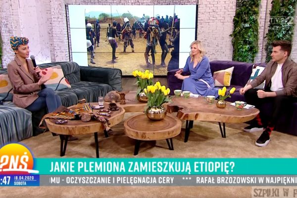 Plemiona Etiopii - Pytanie na śniadanie - Ewa Chojnowska-Lesiak - Szpilki w plecaku 3