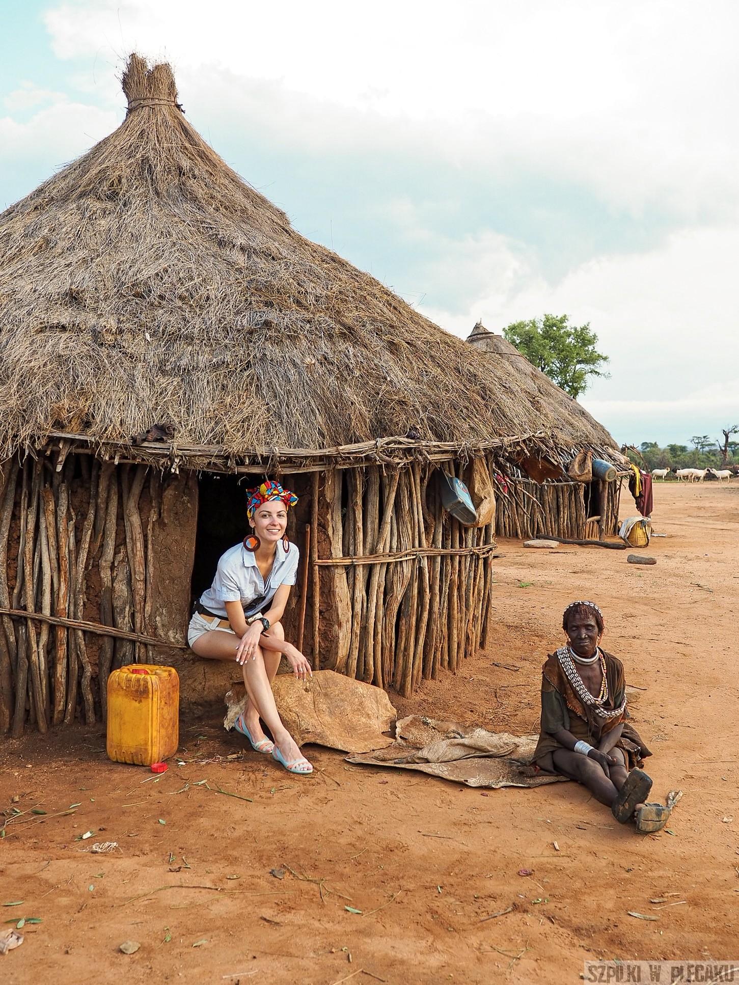 Szpilki w plecaku - Etiopia