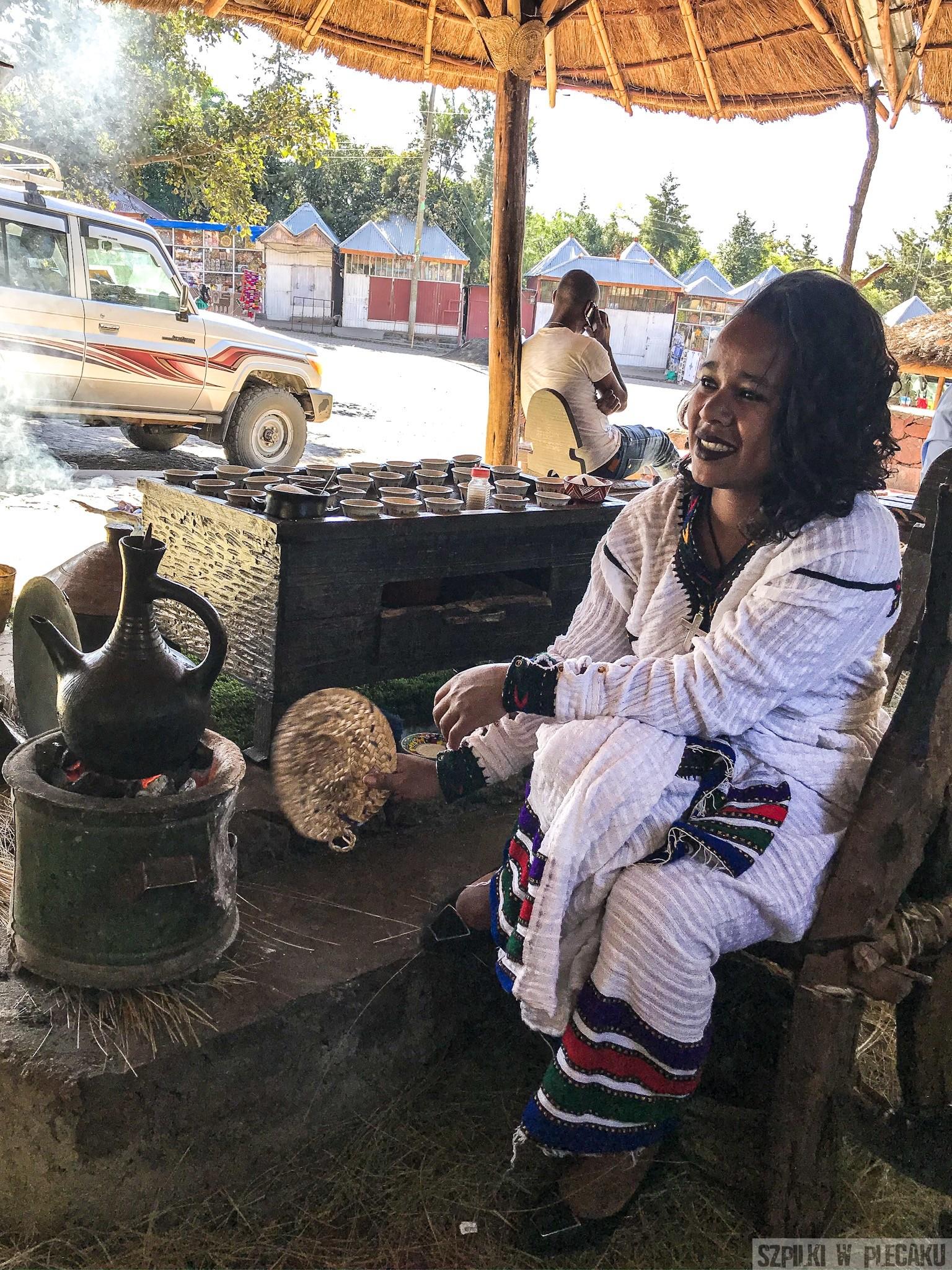 etiopskie kawiarnie