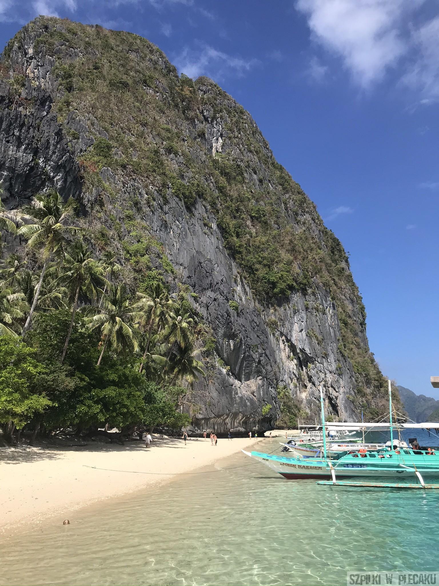 El Nido Filipiny Island Hooping
