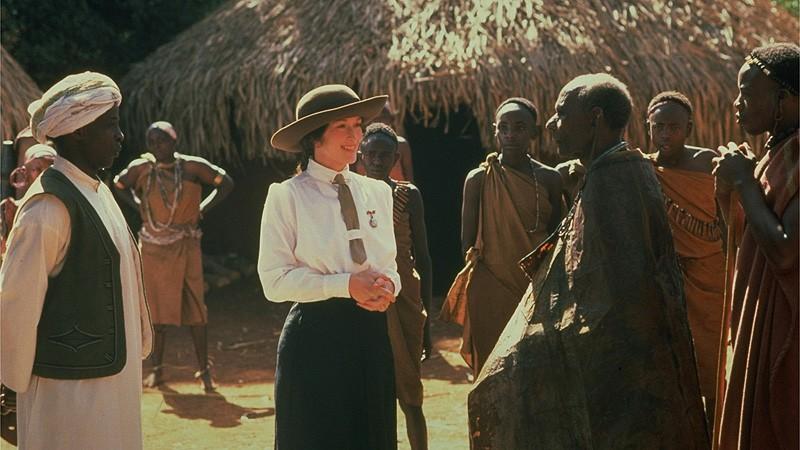Pożegnanie z Afryką - książki o Afryce