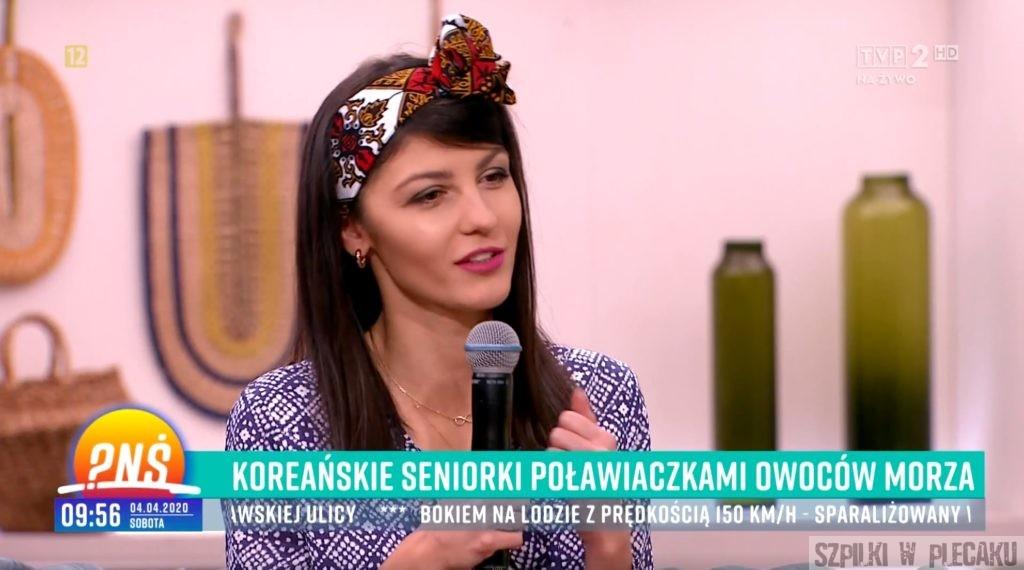 Ewa Chojnowska-Lesiak Szpilki w plecaku