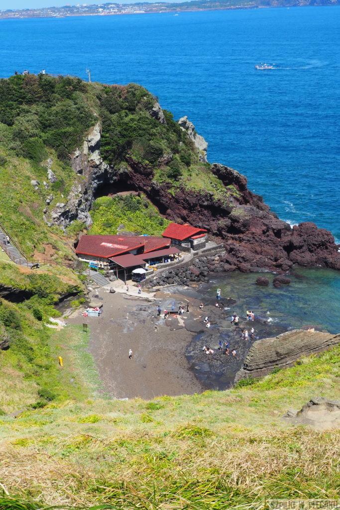 wyspa Jeju - Haenyeo