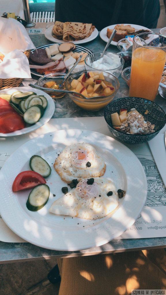 Nocleg na Cyprze - Lofou