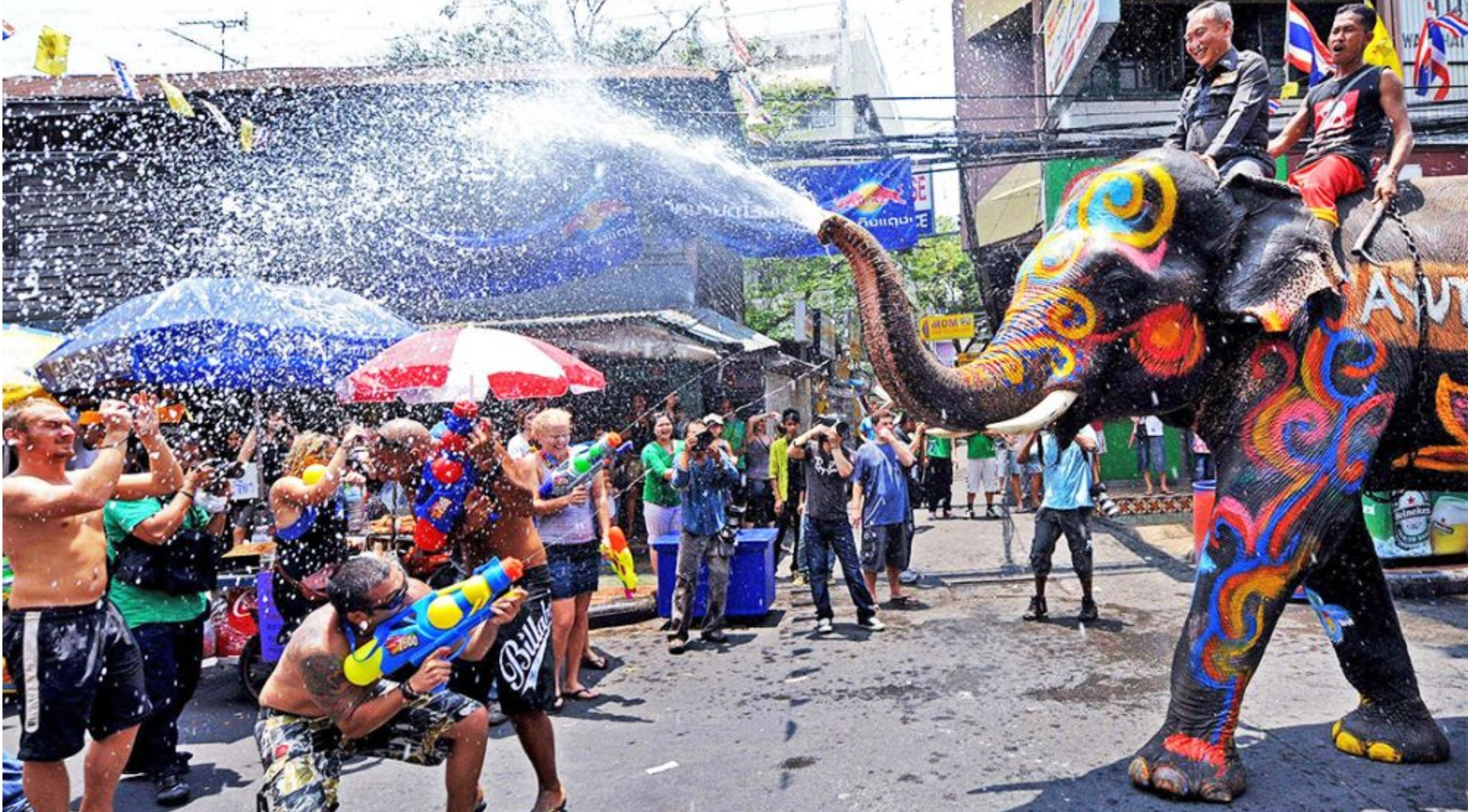 zwyczaje noworoczne tajlandia