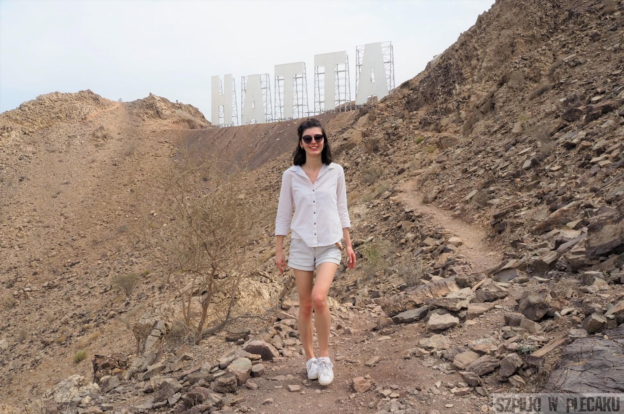 hatta - Dubaj inaczej z przygodą i adrenaliną - Szpilki w plecaku