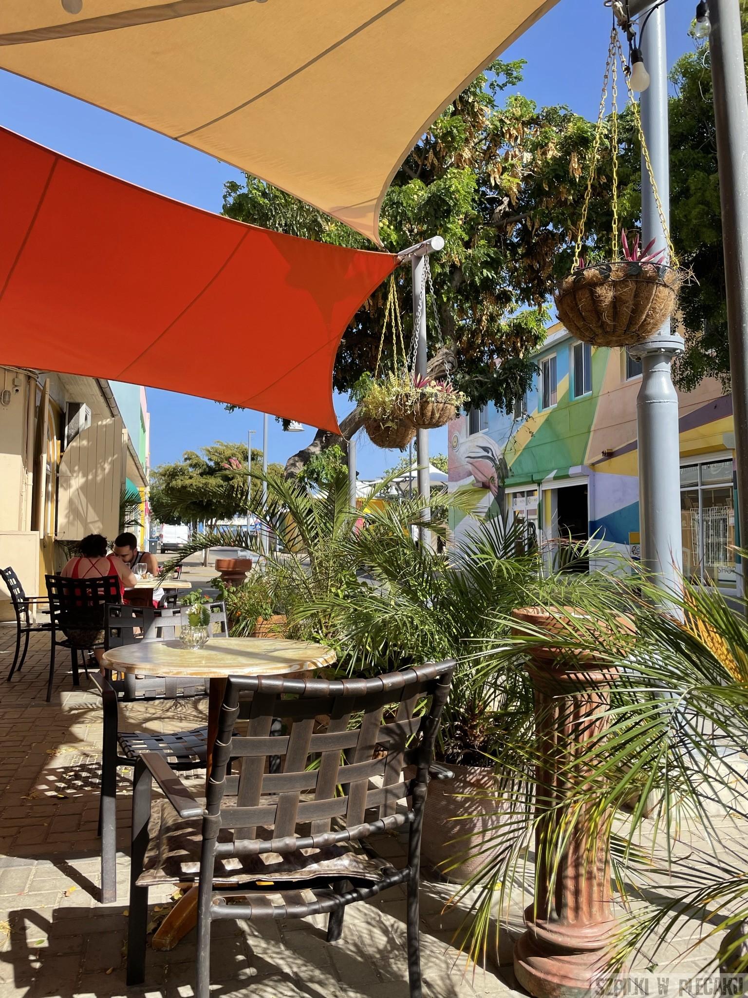 Saint Nicola - Aruba - Szpilki w plecaku