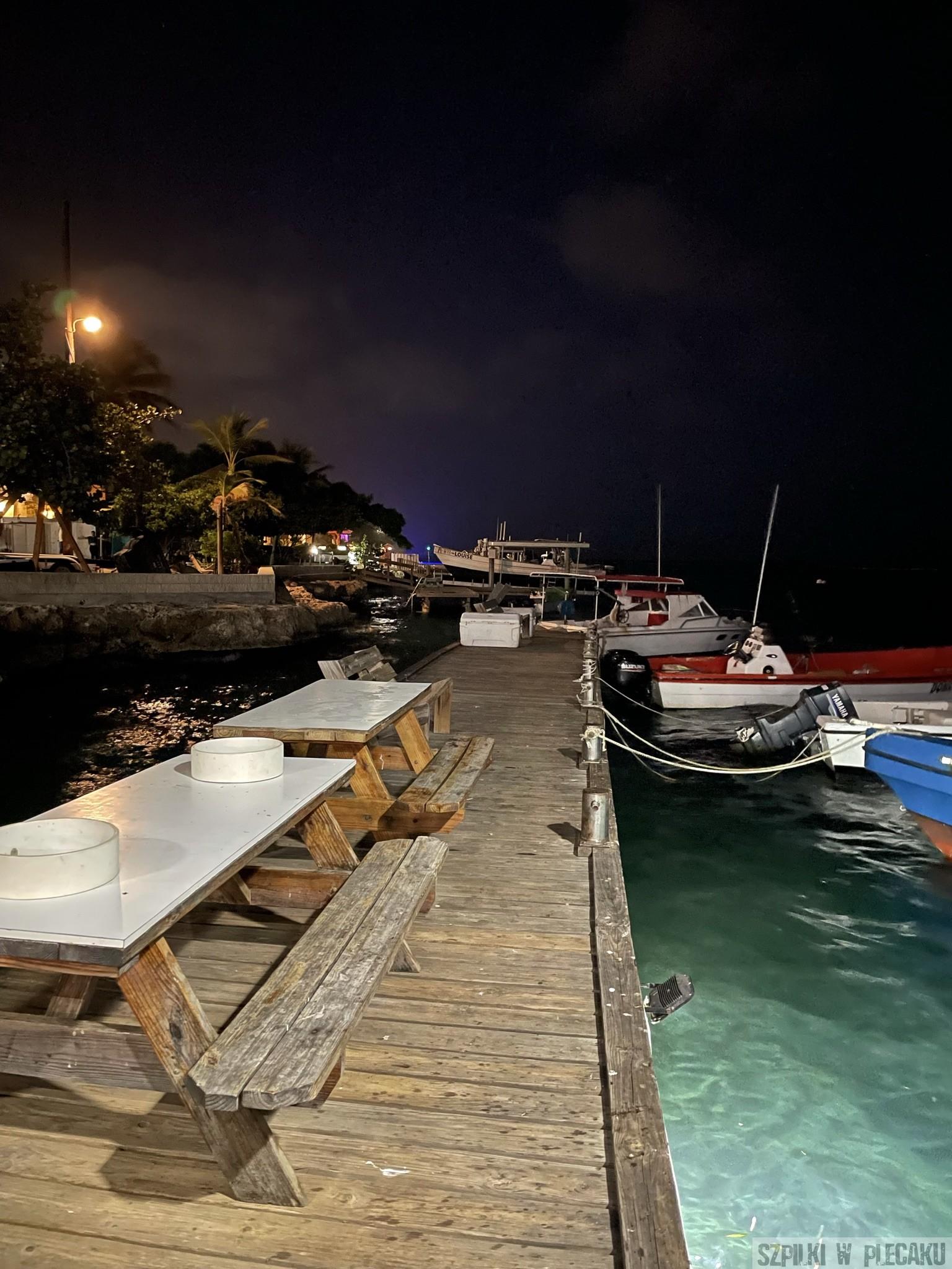 zeerover - Aruba - Szpilki w plecaku